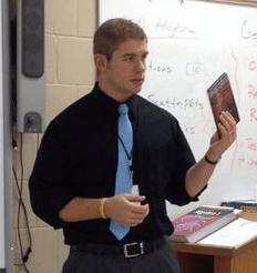 Mike Larson: Mathematics Educator in California