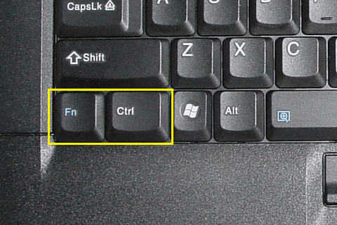 switch Ctrl-Fn positions
