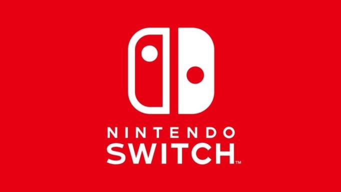 """Nintendo Switch """"yin-yang"""" logo"""