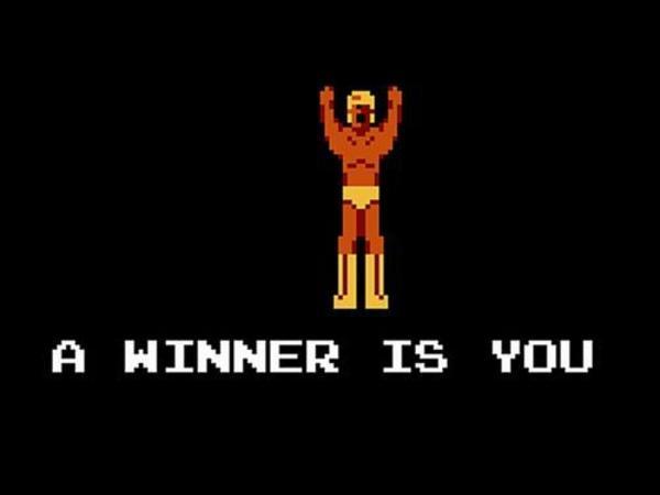A winner is you