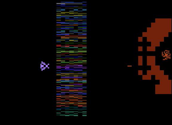 Yars' Revenge (1982) (Atari)