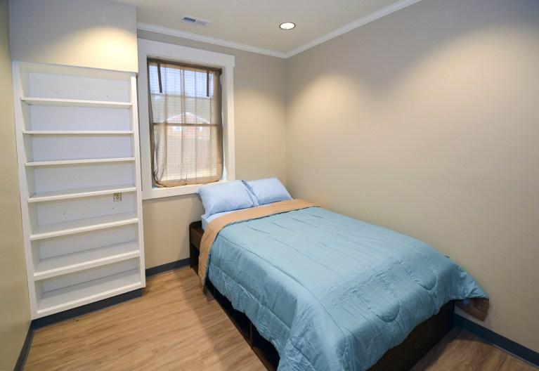 RBHA Reach House bedroom