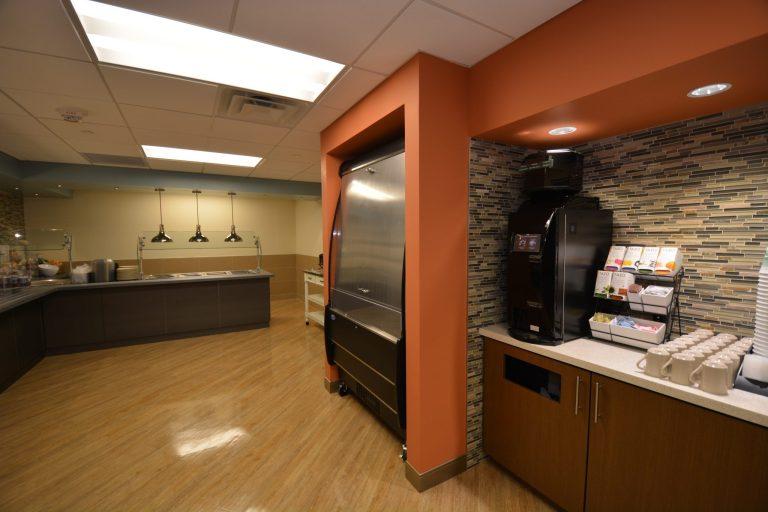 HCA kitchen