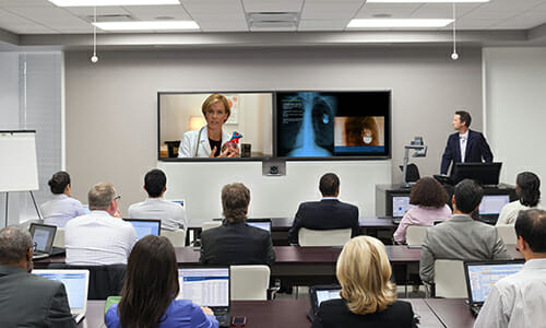 Our Certified Polycom Technicians Serve Healthcare Administration