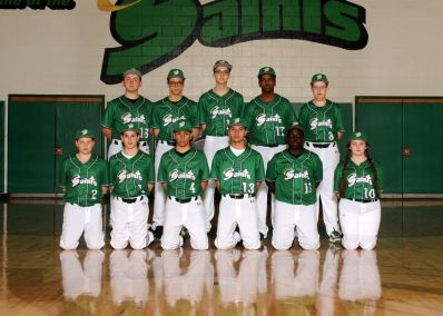 Boys JV Baseball 2018-19