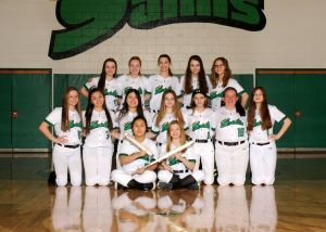 Girls JV Softball 2018 19 - Girls JV Softball 2018-19