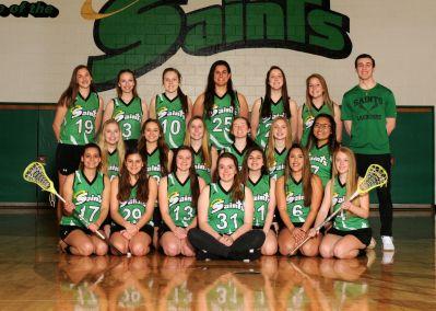 Girls Varsity Lacrosse 2018-19