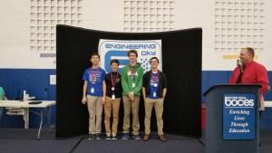 Seton 2nd place - Seton 2nd place