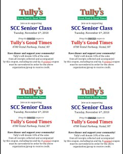 Tullys 241x300 - Tully's Fundraiser for Post-Prom Party