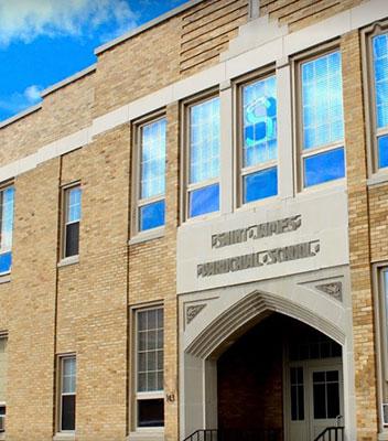 saint james catholic elementary school - Campus Overview