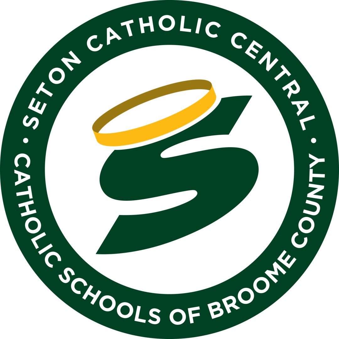 seton catholic central broome county logo 475px - About