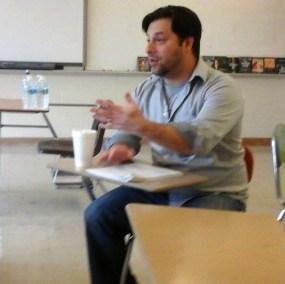 seton catholic central high school creative writing Ron Malfi 2 - Creative Writing Gallery