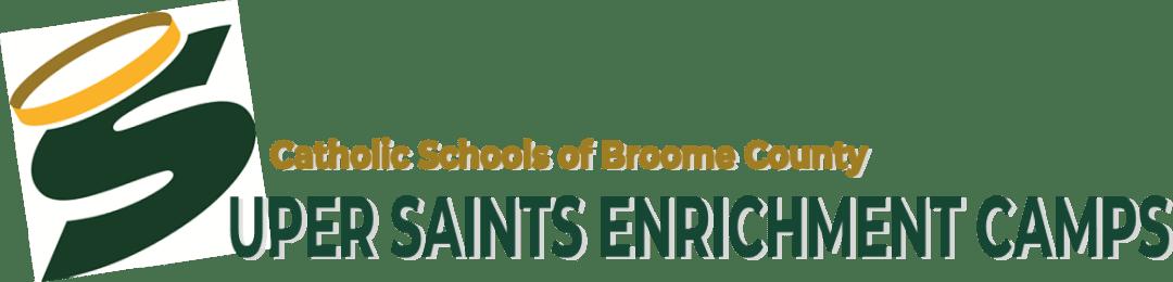 super saints logo - Super Saints Enrichment Camp