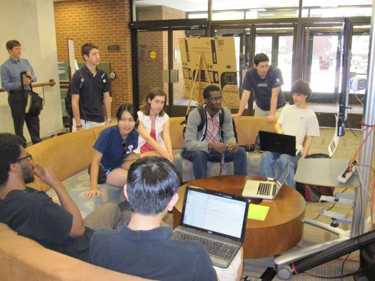 CSCI335 Students