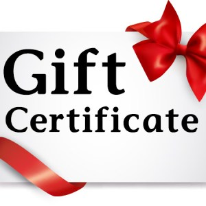 Piercing Gift Certificate