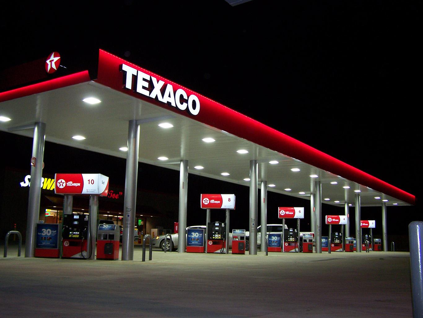 Texaco C Amp S Canopy