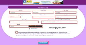 PMVVY Scheme Application Form