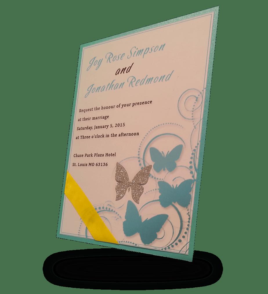 Azul Mariposa