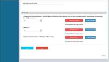 Jhatpat Connection document upload