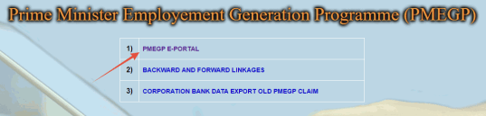 PMEGP Online Apply