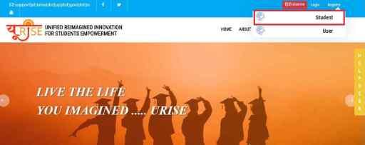 URISE Portal Registration