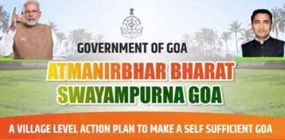 Atmanirbhar Bharat Swayampurna Goa