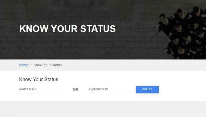 ODISHA State SCHOLARSHIP Portal