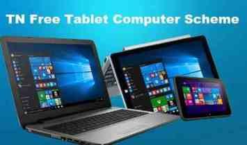 TN Free Tablet Computer Scheme