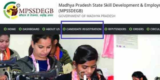 SSDM Candidate Registration