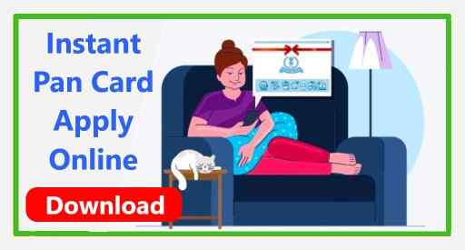 instant pan card Download 2021
