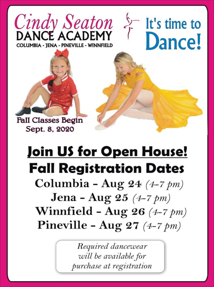 Cindy Seaton Dance Academy - Columbia - Jena - Pineville ...