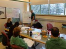 Andy practices facilitation