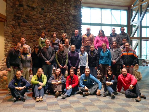 A new group of Land Ethic Leaders