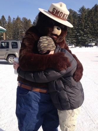 A Bear Hug