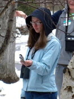 Birding on Earth Day