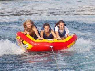 Becky, Sara and Chloe