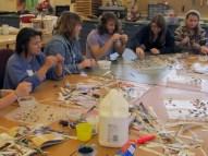 Gratitude and bead-making workshop