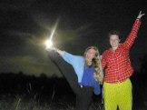 Sledding Hill fun