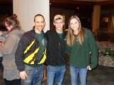 Phil, David & Katelyn
