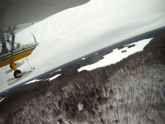 Big Bateau Lake & Sylvania Wilderness