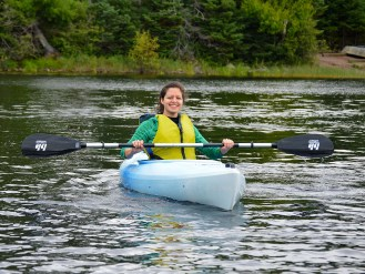 Field Instructor Megan Krintz