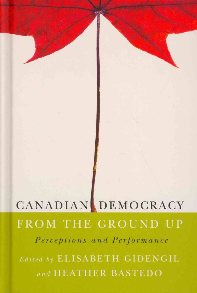 Canadian democracy from the ground up