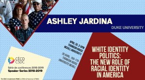 Speaker Series - Ashley Jardina @ Thomson House, McGill