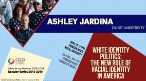 Speaker Series - Ashley Jardina @ Thomson House, McGill