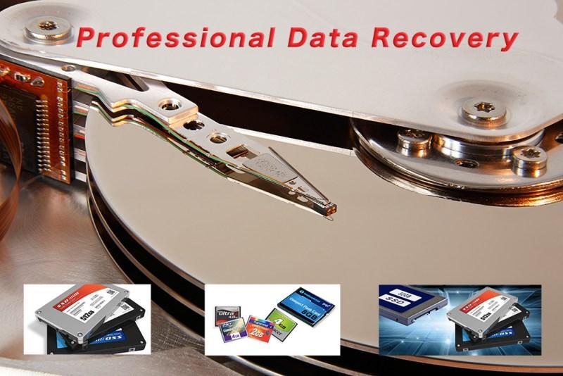 CSD London Data recovery