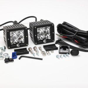 LED Pod & Cube Lights