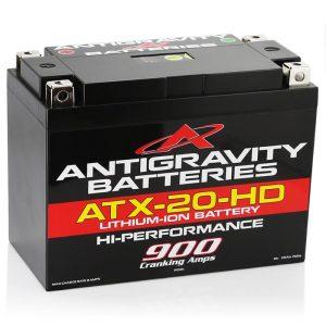 Antigravity Lithium Powersports Batteries