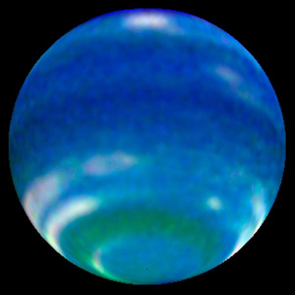 Pictures of Neptune