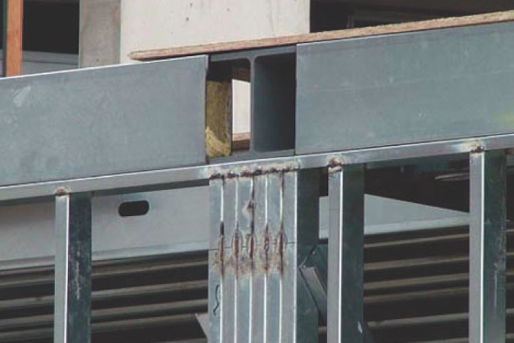 Connections With Cold Formed Steel Framing Civil
