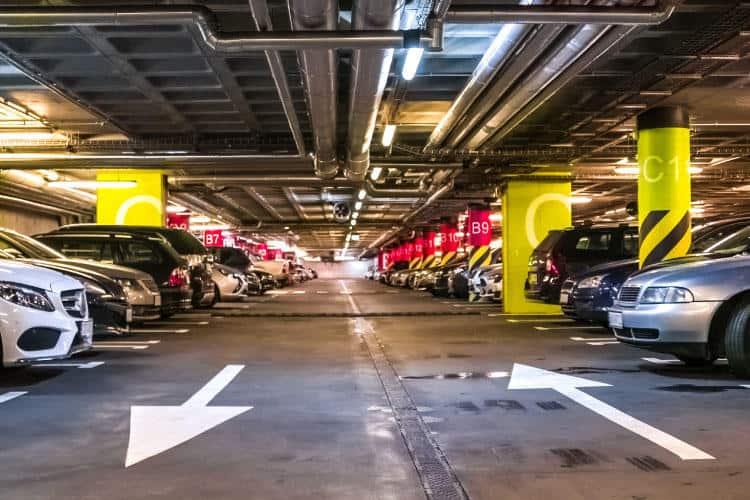 Section 1607 9: Passenger Vehicle Parking Garage Live Loads